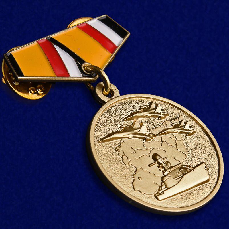 """Значок """"Участнику военной операции в Сирии"""" по лучшей цене"""