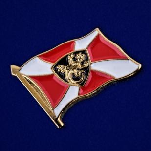 Значок Уральского Регионального Командования - общий вид