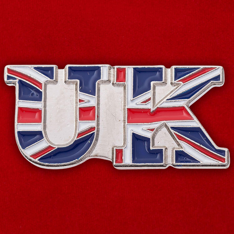 """Значок """"Великобритания"""""""
