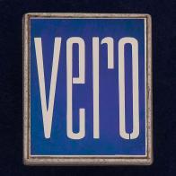 """Значок """"Vero"""""""