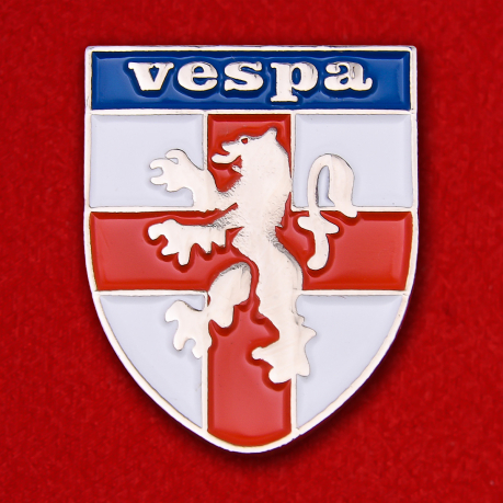 "Значок ""Vespa"""