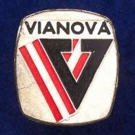 "Значок ""Vianova"""