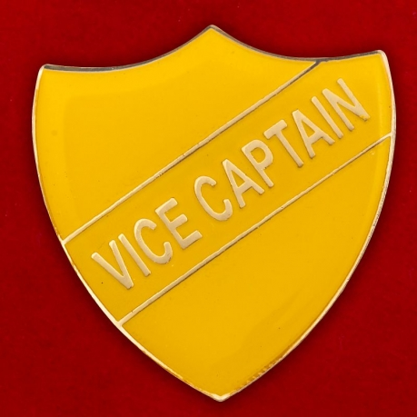 "Значок ""Vice Captain"""