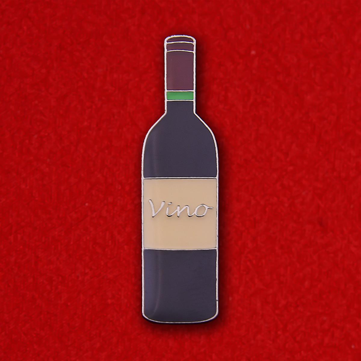 """Значок """"Вино"""""""