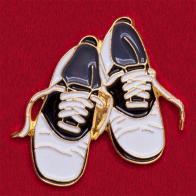 """Значок """"Винтажные туфли Aris Allen"""""""