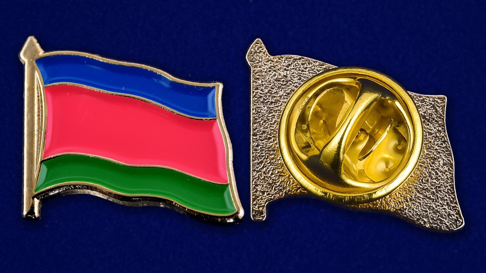 Значок Войска Кубанского-аверс и реверс
