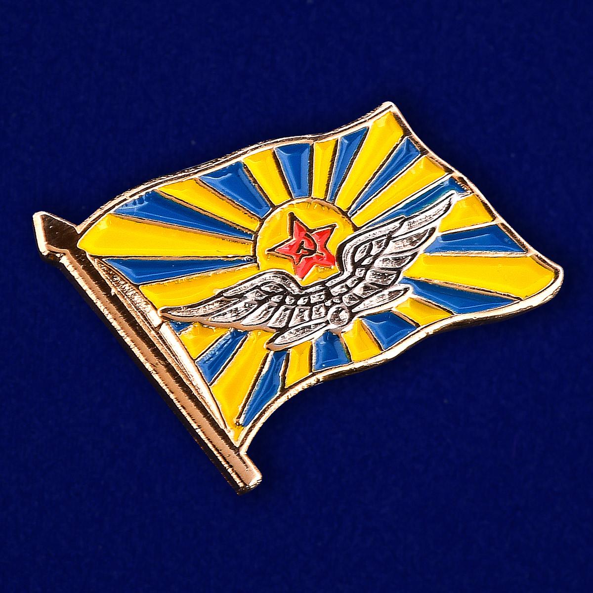 Значок ВВС СССР - общий вид