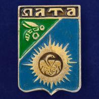 "Значок ""Ялтинский герб"""