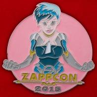 """Значок """"Zappcon-2015"""""""