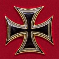 """Значок """"Железный крест 1813 года (Кульмский крест)"""""""