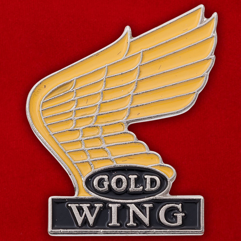 Значок Honda Gold Wing