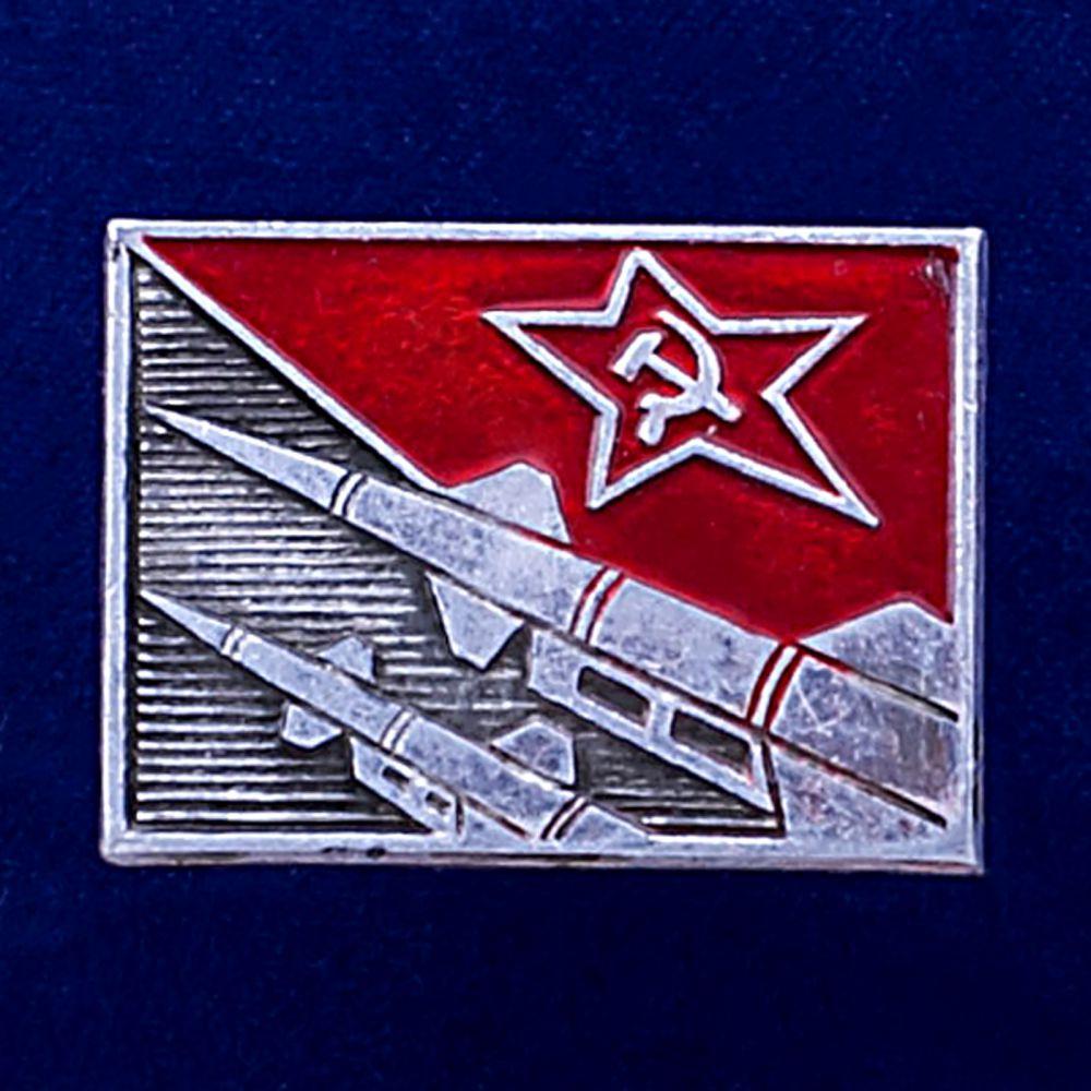 Значок РВиА СССР