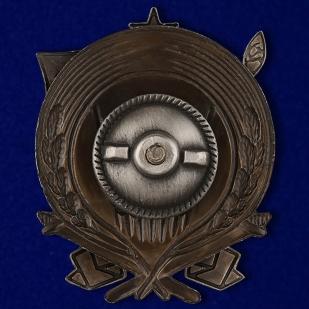Знак 10 лет ОГПУ (1917-1927) с винтовым креплением