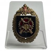 Знак 14 отдельная бригада специального назначения ГРУ на подставке