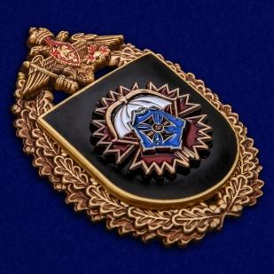 """Знак """"22-я отдельная бригада специального назначения ГРУ"""" общий вид"""