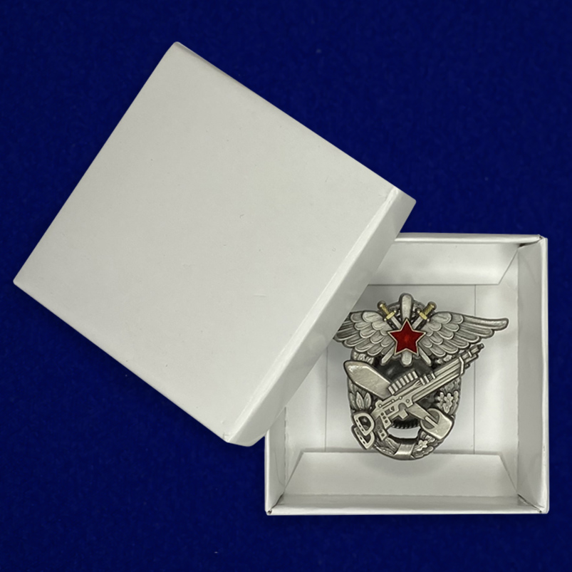 Знак 3-я военная школа летчиков и летнабов - в коробке