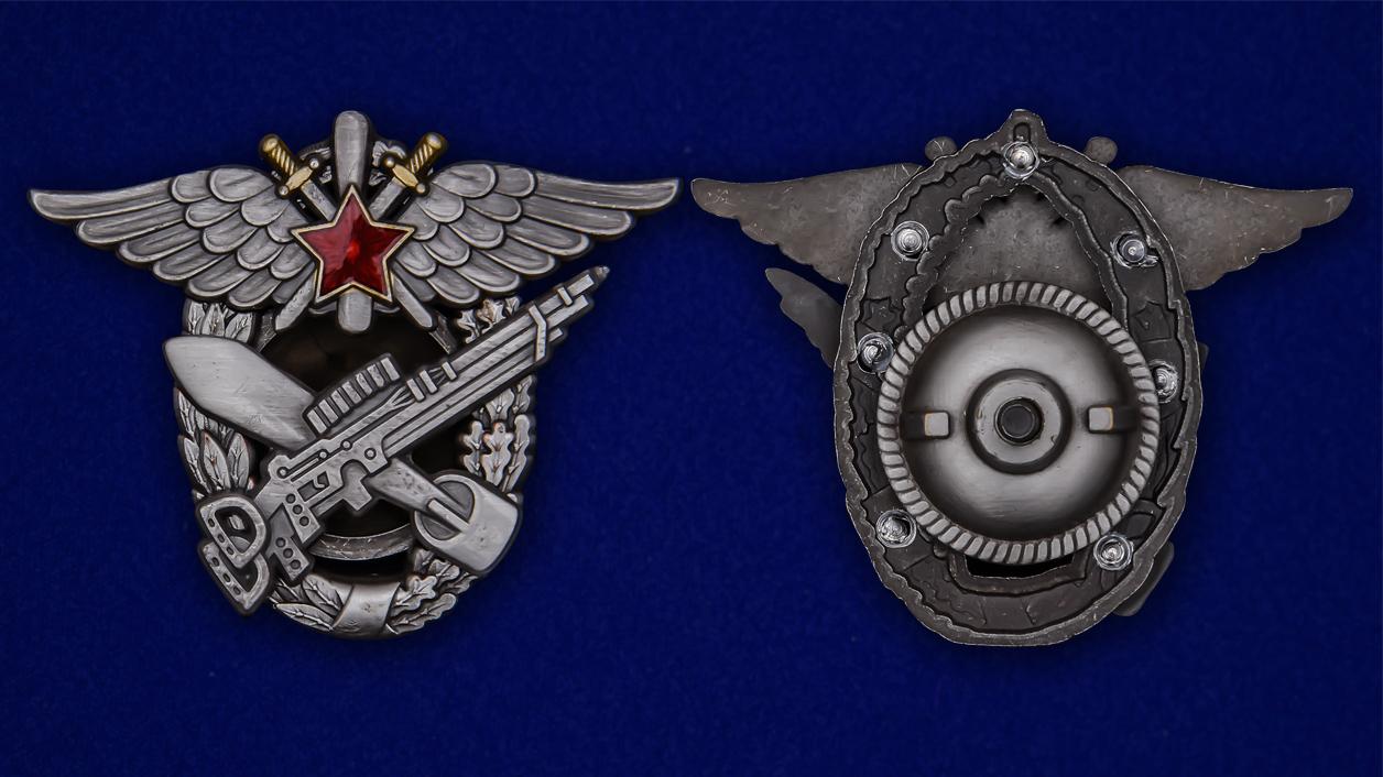 """Знак """"3-я военная школа летчиков и летнабов"""" в Военпро"""