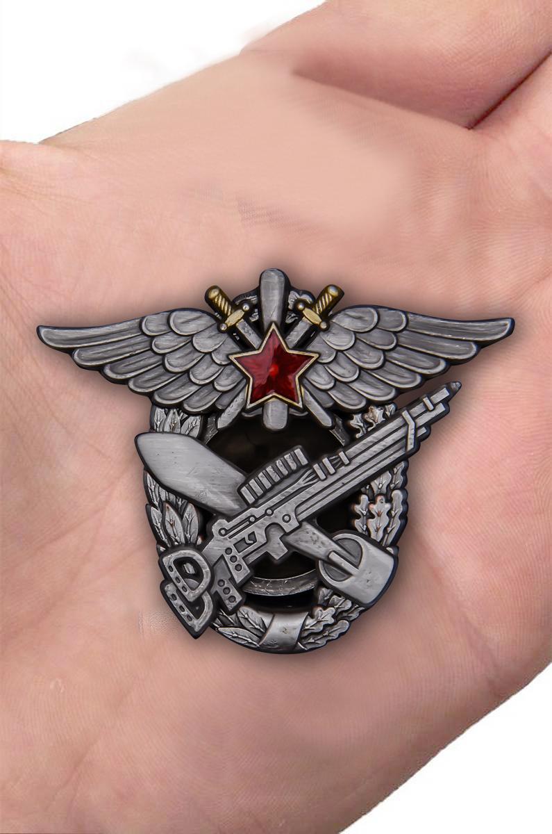 """Заказать знак """"3-я военная школа летчиков и летнабов"""""""
