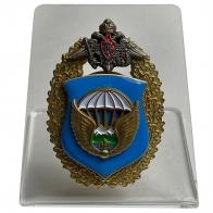 Знак 7 гвардейская десантно-штурмовая дивизия на подставке