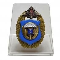 Знак 76-я гвардейская десантно-штурмовая дивизия ВДВ на подставке