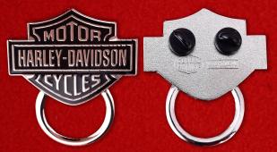 """Американский знак байкеров """"Харлей - Дэвидсон"""""""