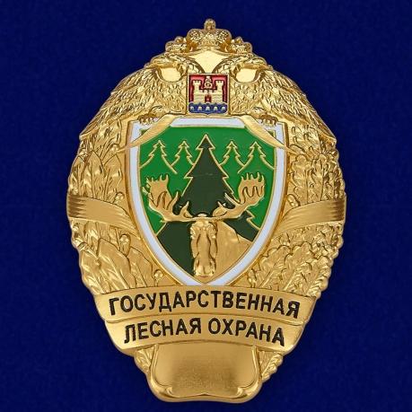 Знак Лесной охраны