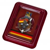 Знак ГСВГ Шверин в футляре
