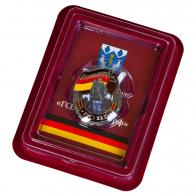 Знак ГСВГ Вюнсдорф в футляре