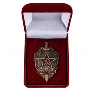 Знак КГБ СССР купить в Военпро
