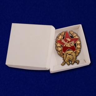 Знак командира-кавалериста с доставкой