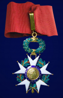 Знак Командора ордена Почётного Легиона