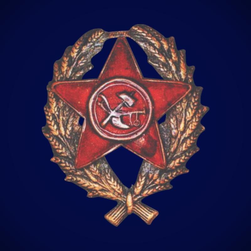 Знак Красного командира (1918-1922 гг.)