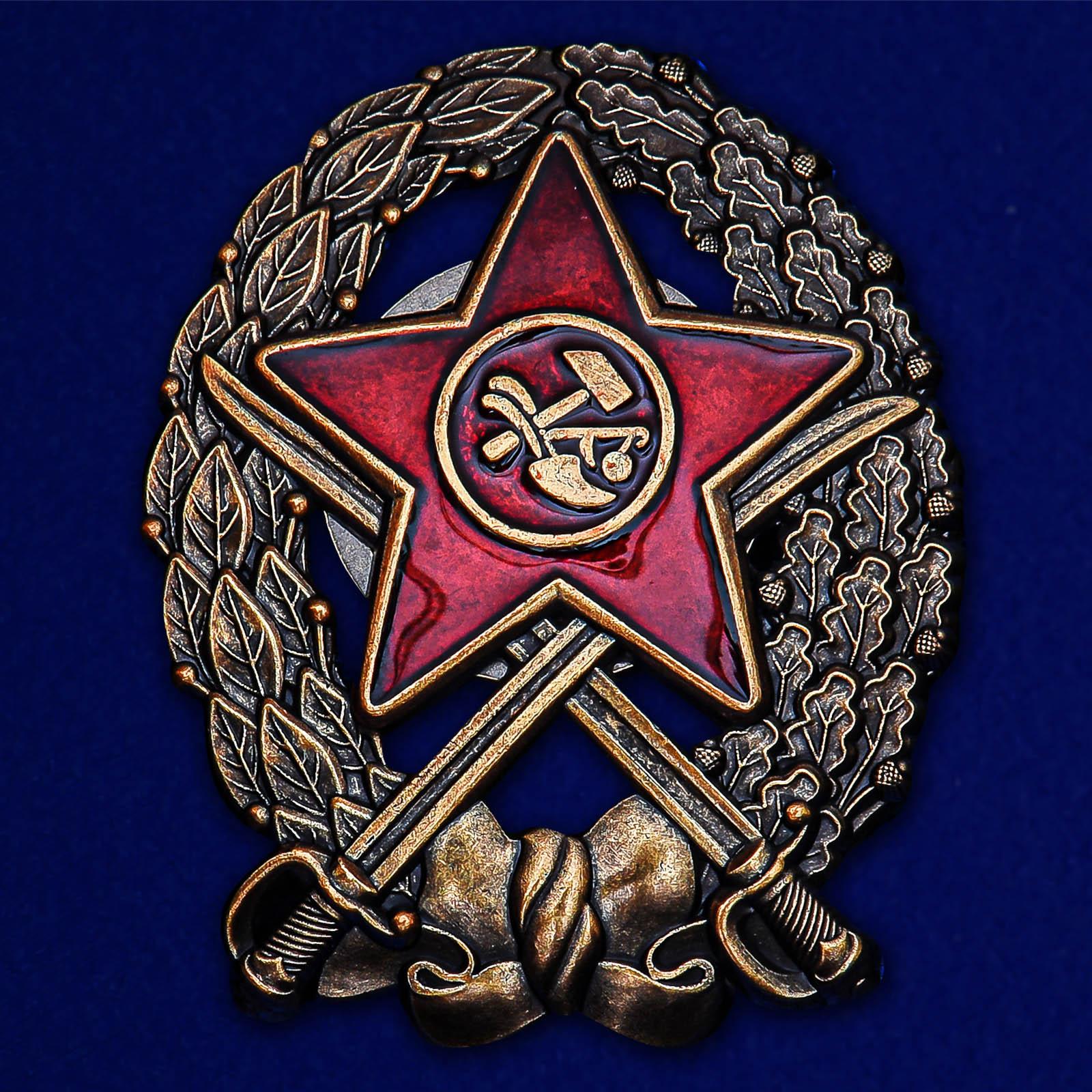 Знак Красного Командира кавалерийских частей РККА