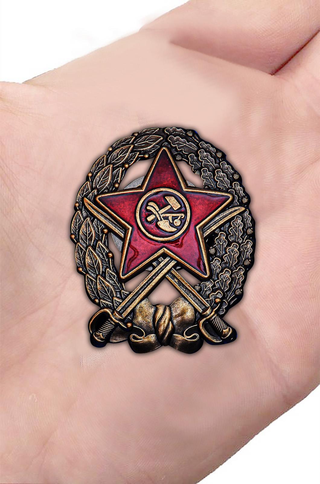 Заказать знак Красного Командира кавалерийских частей РККА