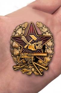 Заказать знак Красного командира пулемётных частей