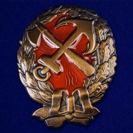 Знак Красного командира ж.д. войск