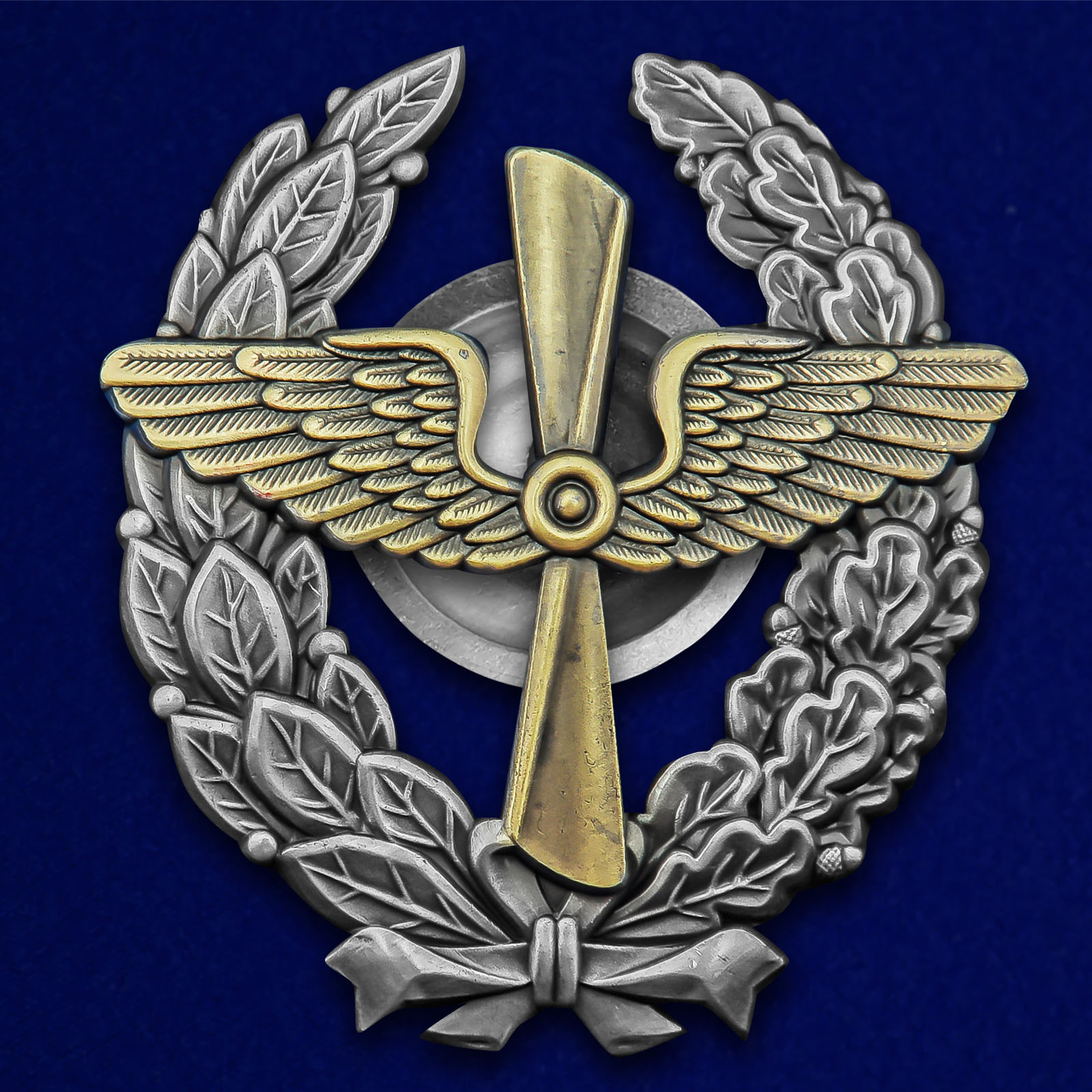 Знак Красного военного лётчика РККА