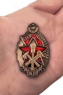 """Заказать знак """"Лучшему работнику НКВД"""""""