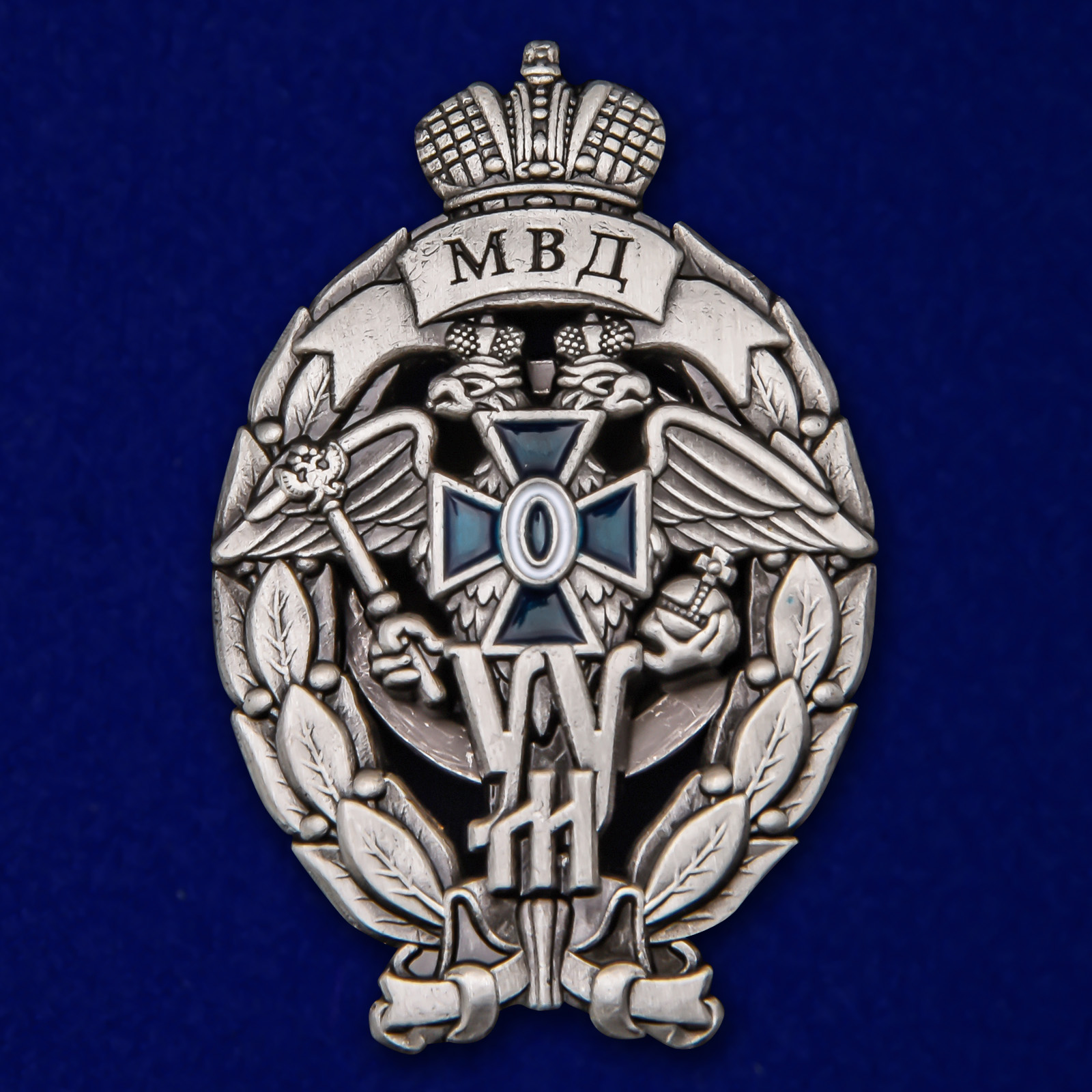 Нагрудный знак Лучший участковый уполномоченный полиции