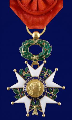 Знак Офицера ордена Почётного легиона