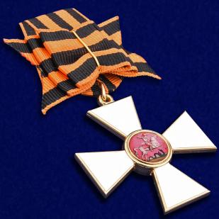 Знак ордена Святого Георгия 1 степени
