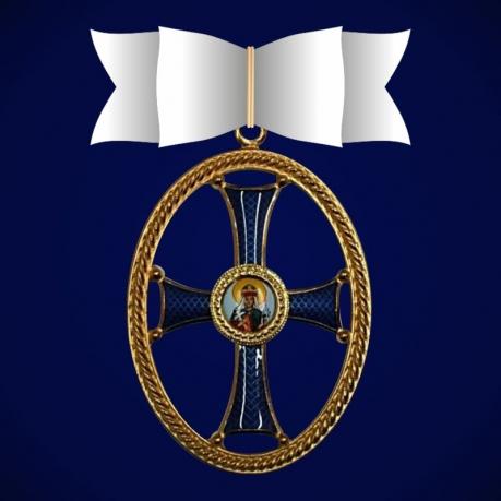 Знак ордена Святой Ольги 1 степени