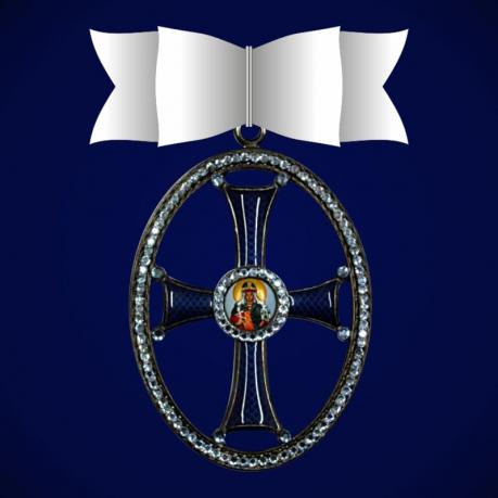 Знак ордена Святой Ольги 2 степени