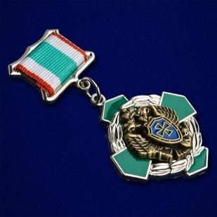 Знак отличия ПВ «За заслуги в пограничной службе» 2 степени-вид под углом