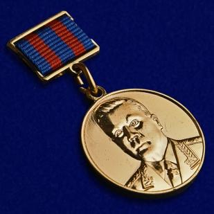 Знак отличия МО РФ Главный маршал артиллерии Неделин - общий вид