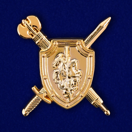 Знак-петлица Военной Полиции ВС РФ (повседневная)