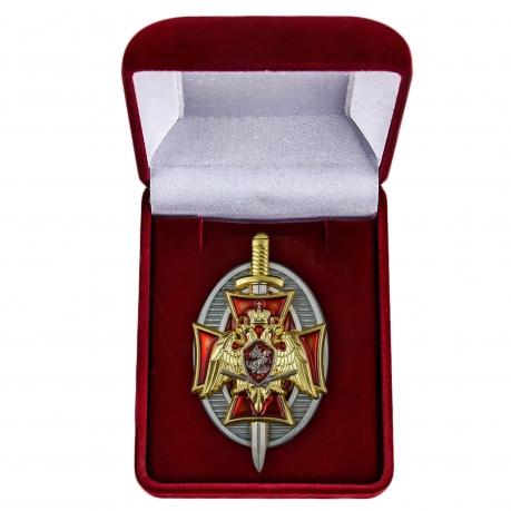 Знак Почетного сотрудника Росгвардии купить в Военпро