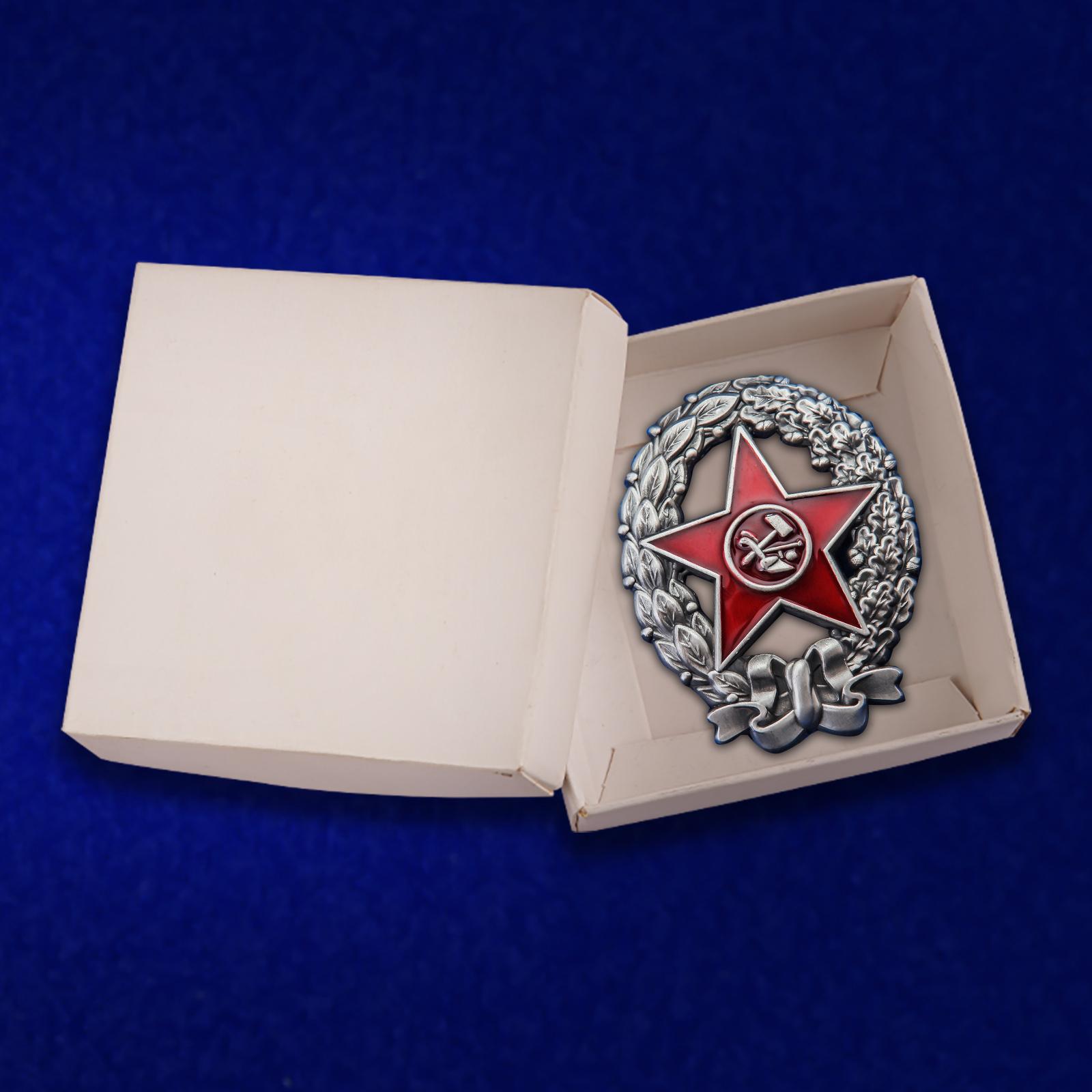 Знак РККА Красный командир с доставкой
