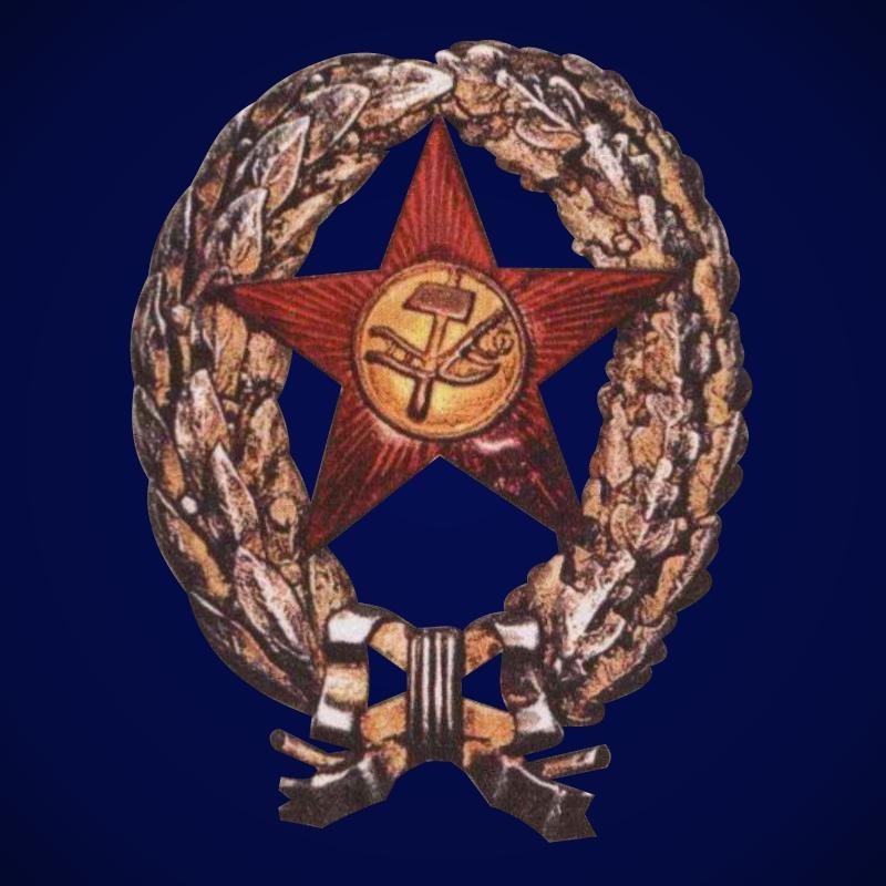 """Знак РККА """"Красный командир"""""""