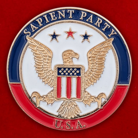 "Знак ""Sapient Party"""